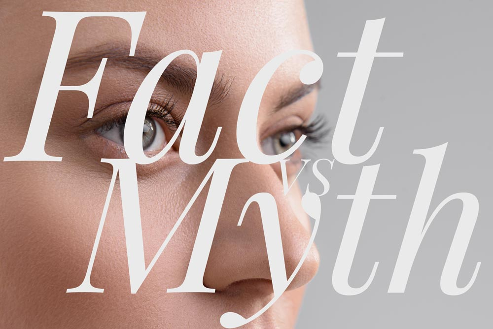 fact vs myth about rhinoplasty